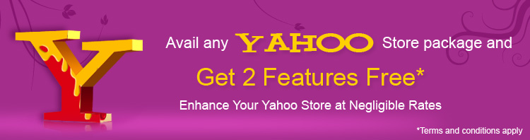 Yahoo Store Offer