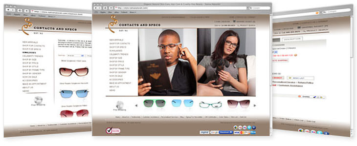 Contacts And Specs