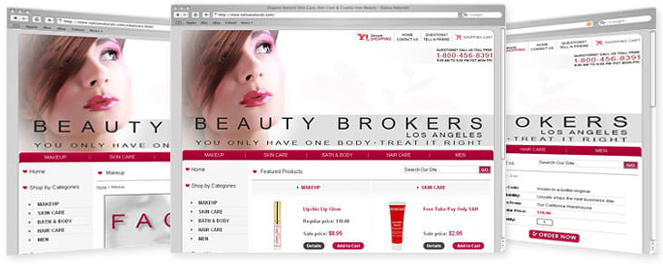 Beauty Brokers