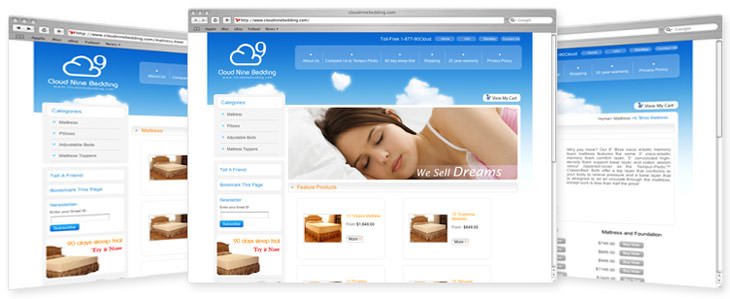 Cloud Nine Bedding