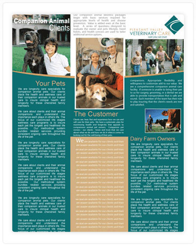 Pleasant Valley Veterinary Care