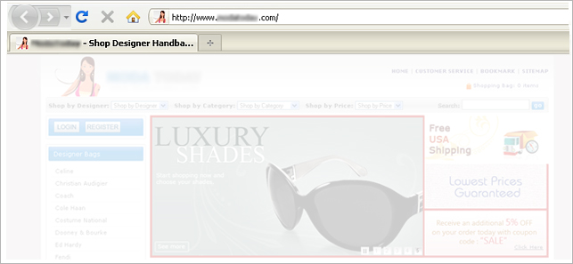 Favicon Installation for Yahoo Stores