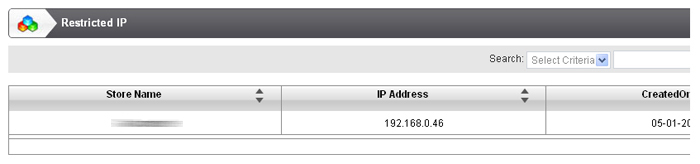 IP Address Tracking for Fraud Transaction